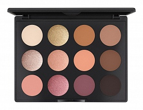 Тени для век MAC Art Library Eye Shadow Palette: Nude Model